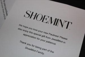 006 Shoemint