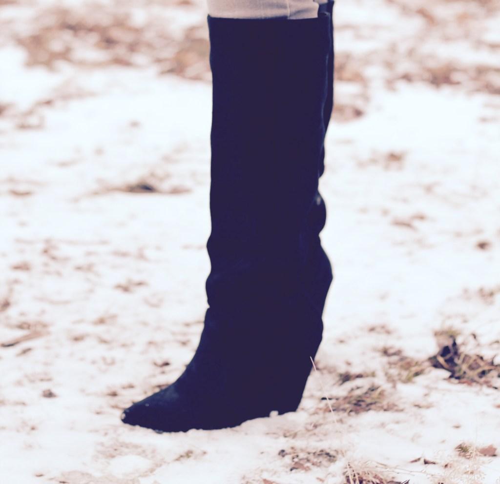 Winter Styling: Jackets (Look 1)