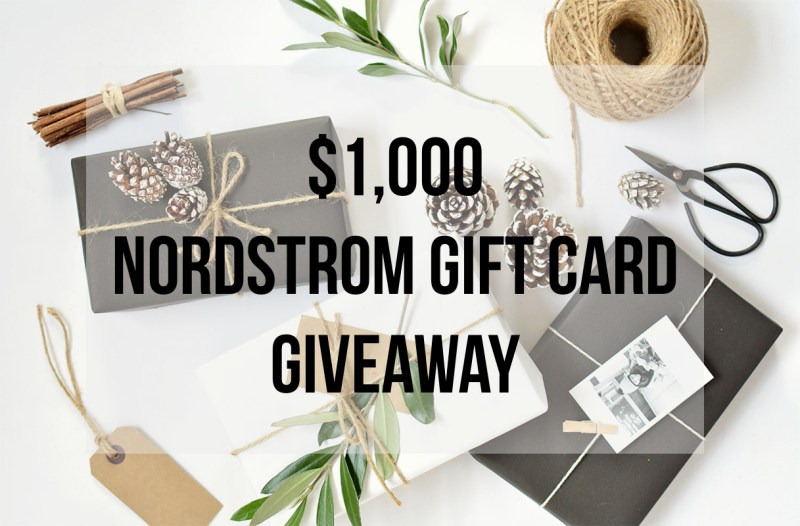 beauty gift guide - jewelry gift guide - holiday gift ideas for her - nordstrom gift card