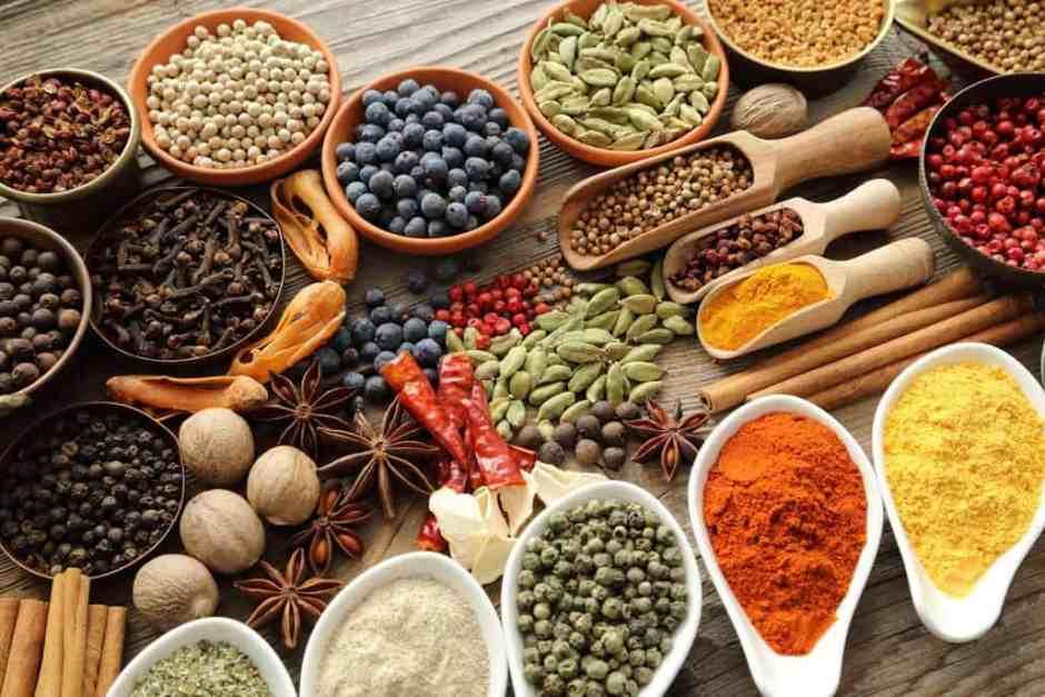 Gewürze, Sri Lanka, Foto: Learning Herbs