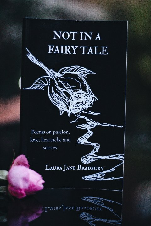 Book Not in a Fairy Tale by Laura Jane Bradbury - best books to gift female friends