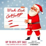 OASAP Christmas Wishlist
