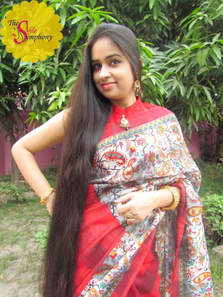 triveni ethnics the style symphony maitreni mishra
