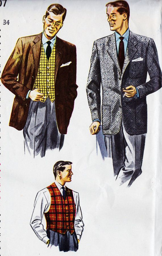 fashionable men