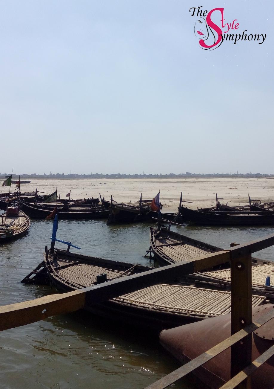 River Ganges haiku