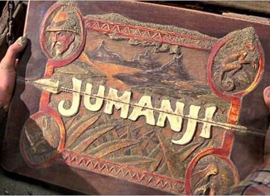 Jumanji &tv kiddies express