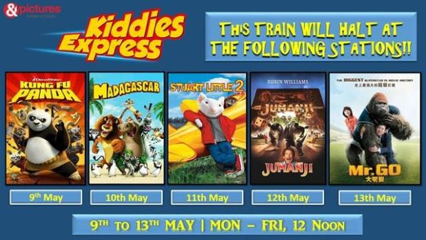 &tv kiddies express