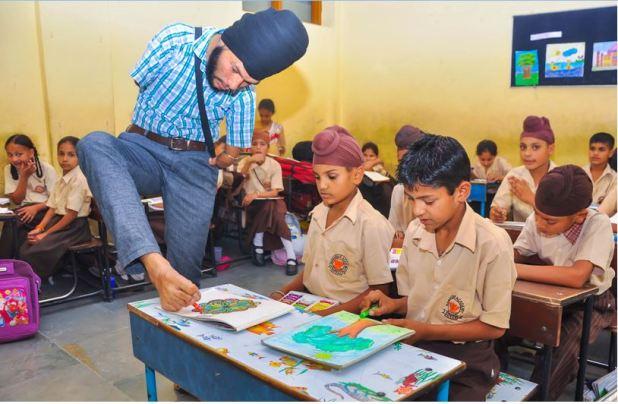 athlete Jagwinder Singh