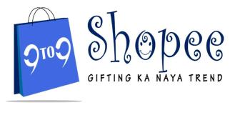 9to9 shopee logo