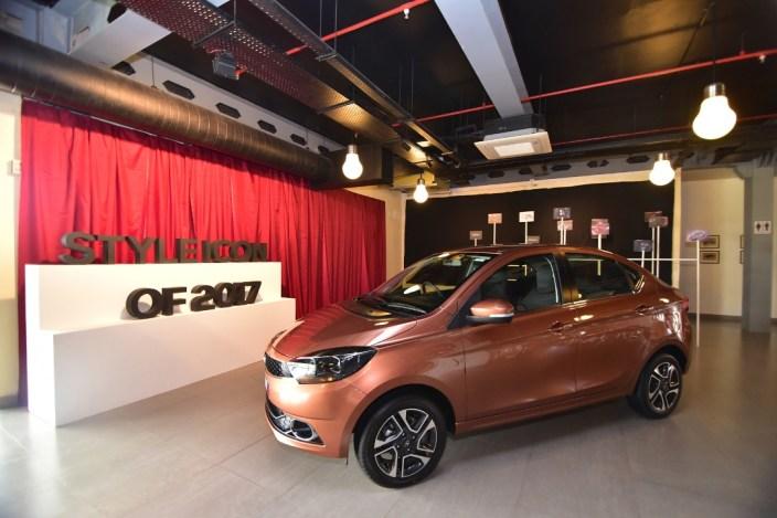 Tata Tigor Car Review #tigorStyleback the style symphony