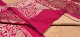 Handloom Sarees: A tasteful choice for the classy woman!