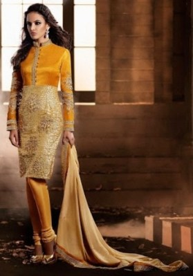 knee length salwar kameez craftsvilla