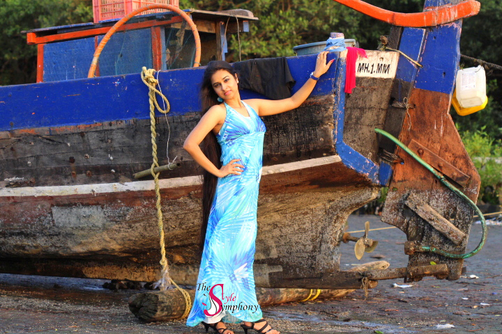 beach wear Mumbai the style symphony Maitreni Mishra
