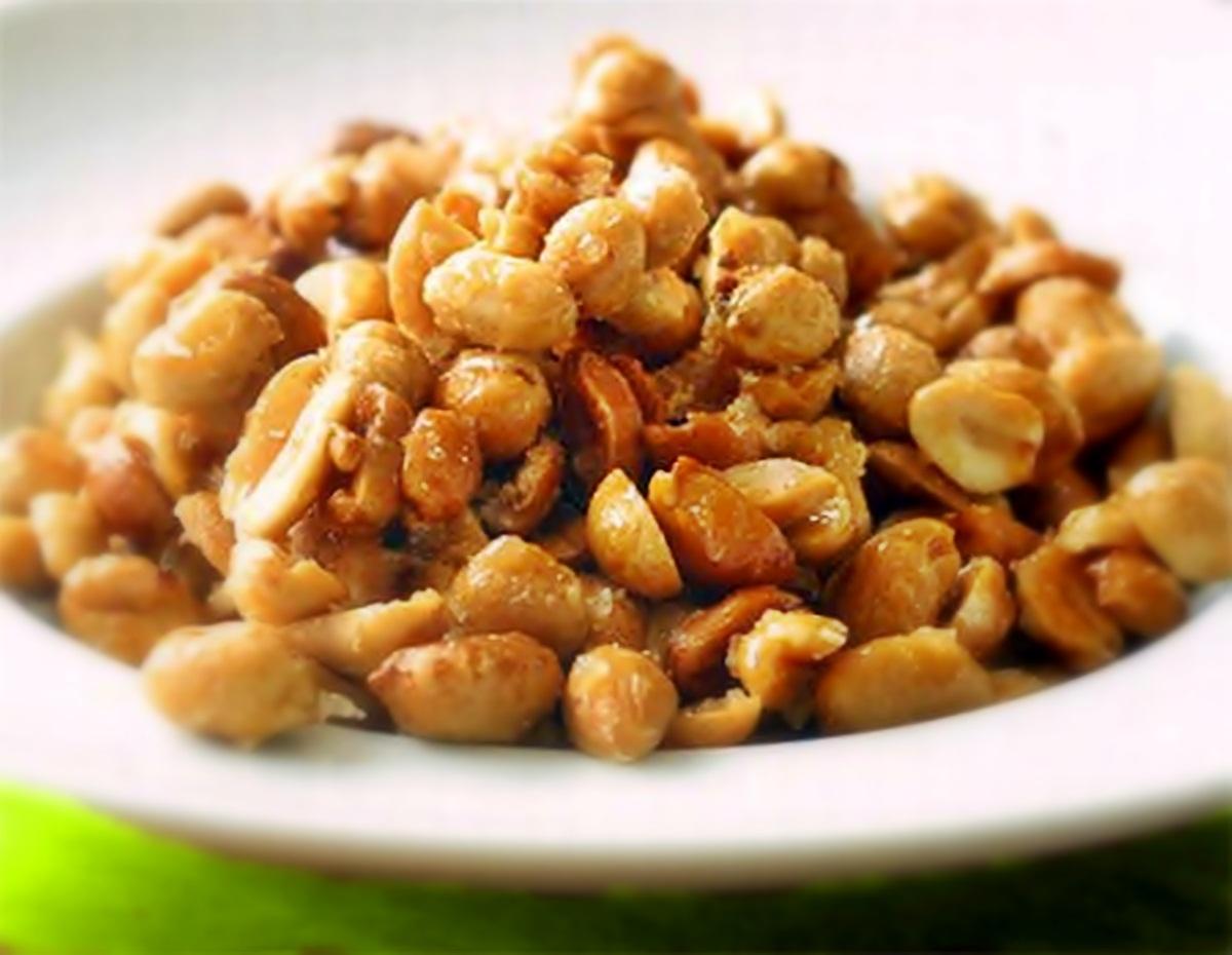 honey roasted peanuts healthy snacks