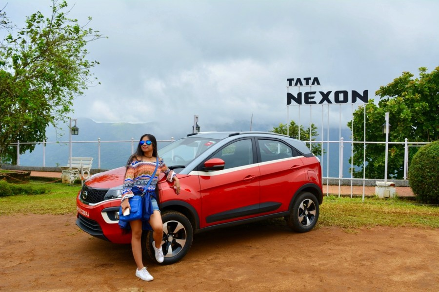 Tata Nexon Tata Motors The Style Symphony Compact SUV