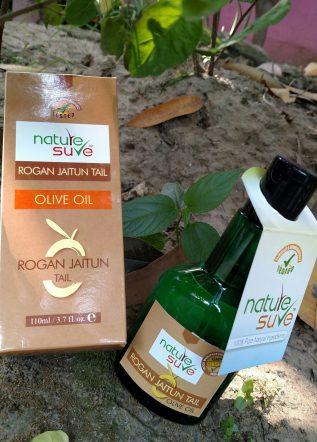 Nature Sure Rogan Jaitun Oil