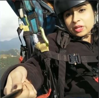 Fighting with my fears with Paragliding: My Dharamshala Diaries