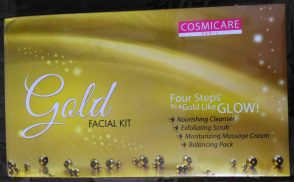 gold facial kit super 99