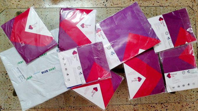 Kamuk Life review packaging