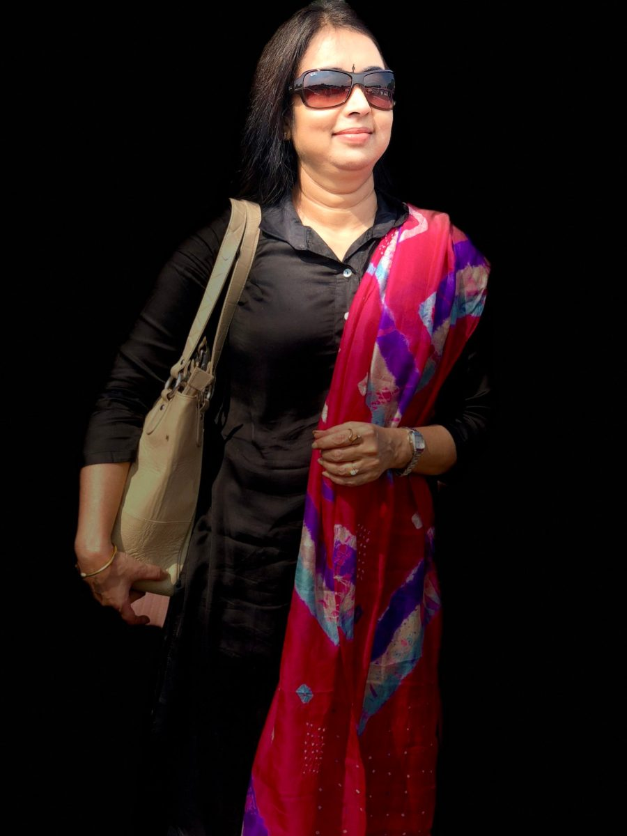 Apple iPhone X Review Sangeeta Mishra studio light camera mode