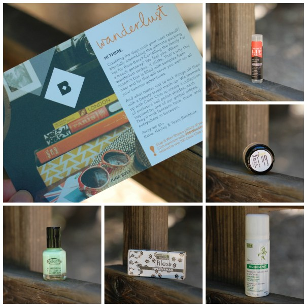 June 2013 Birchbox Review