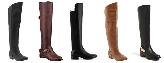 OTK Boots Flat