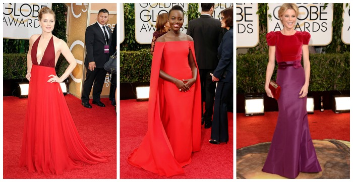 Best of Golden Globe Fashion 2014