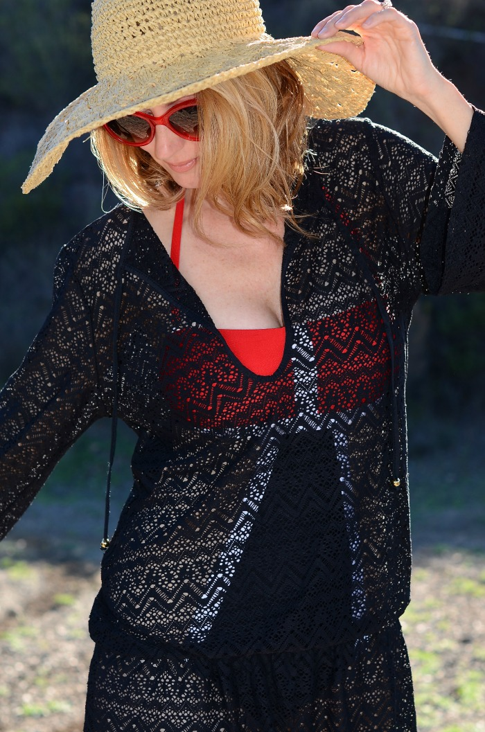 Athena Cabana Long Sleeve Tunic