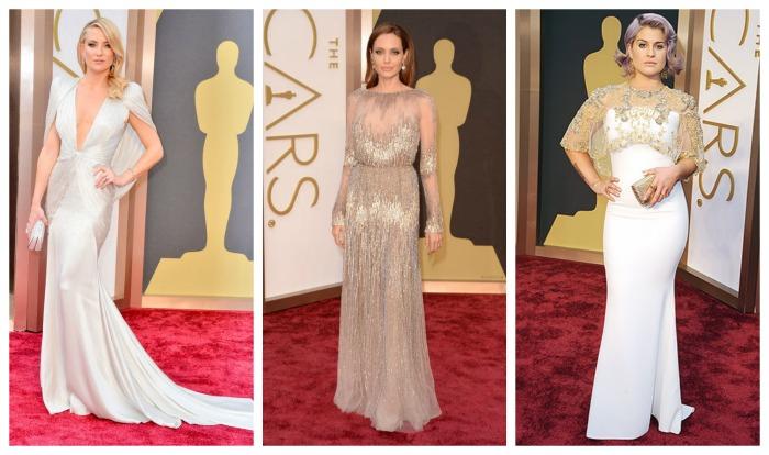 Oscar Best Dressed 2104