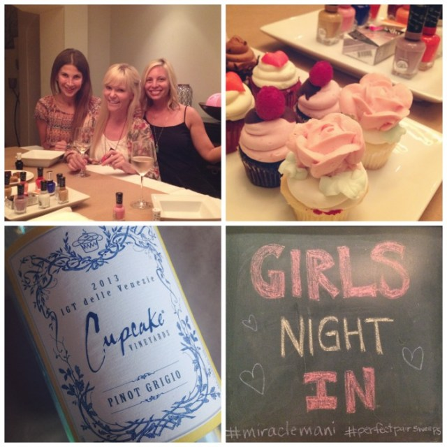 the stylish housewife » Blog Archive Pamper Party with Sally