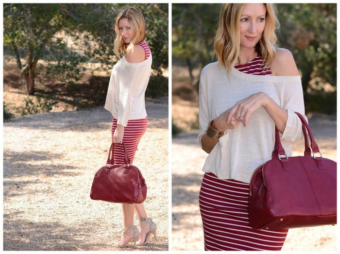 Striped Dress 3 Ways To Wear