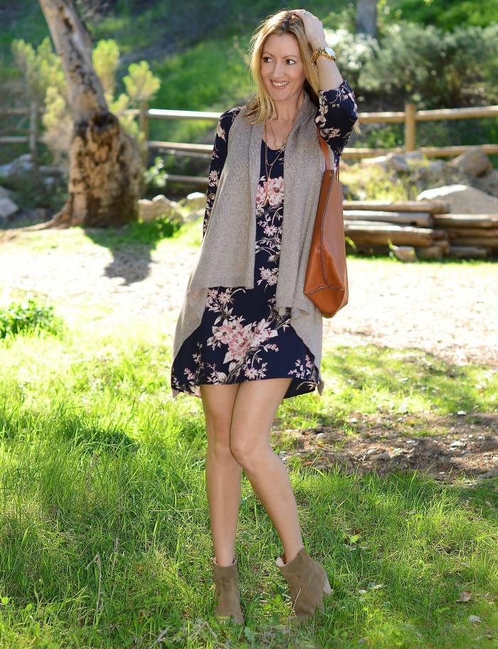 Sosie Floral Dress