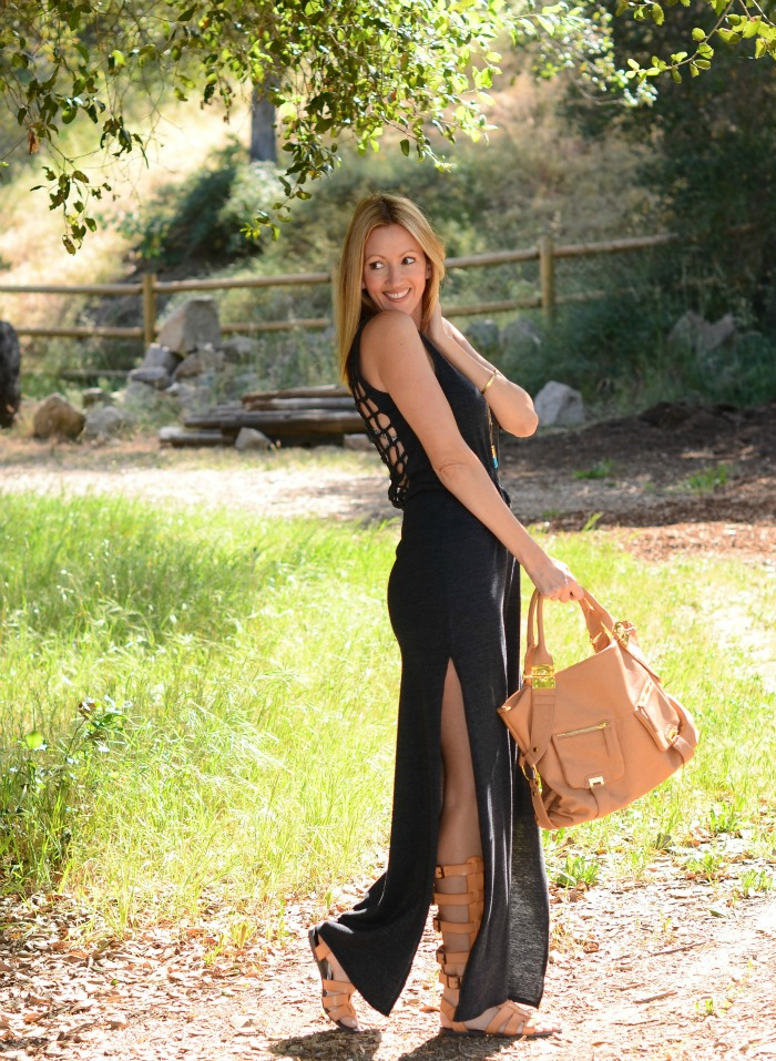 Chaser Brand Maxi Dress