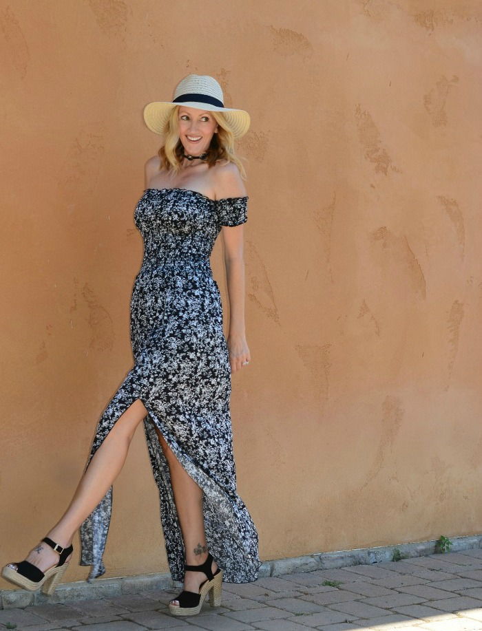 Swirl Boutique Del Mar Opening Day Dress