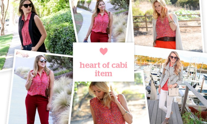 heart of cabi