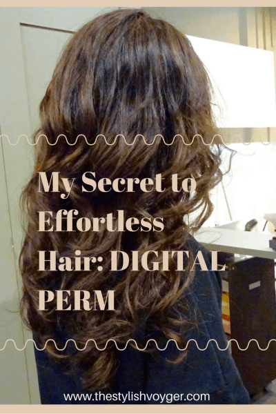 My secret to effortless hair digital perm the stylish voyager i was getting my haircut at one of the japanese salons in london when i noticed a woman sitting in a corner in hair rollers connected by wires to a funky solutioingenieria
