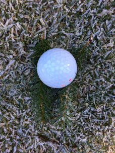 Another Frozen-Ground Tee Solution