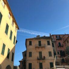 Blue skies in Finale
