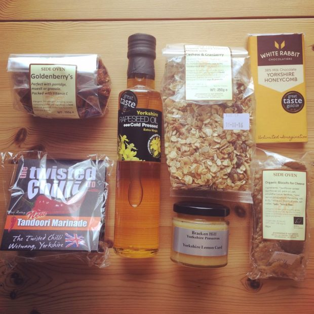 posted pantry subscription box