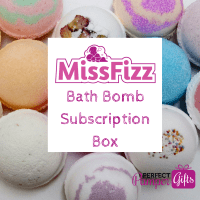 Miss Fizz - Bath Bomb Subscription Box