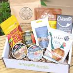 Example of our Deluxe box (available as subscription or gift)