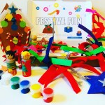 Lots of festive creativity