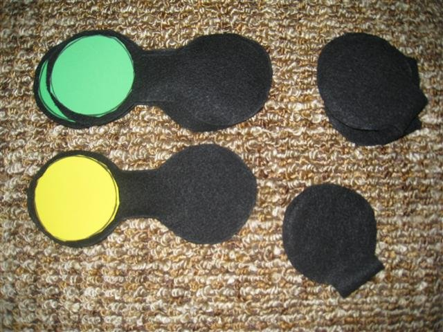 Mickey Minnie Mouse Ears Tutorial