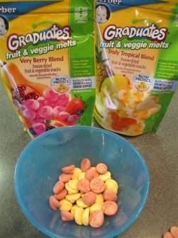 Gerber Graduates Yogurt Melts
