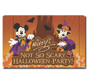 Mickey's Not So Scary Halloween Party AAA Tickets