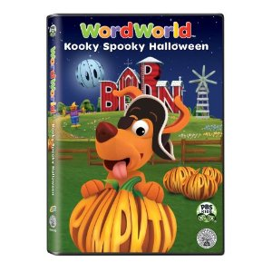 Word World Kooky Spooky Halloween
