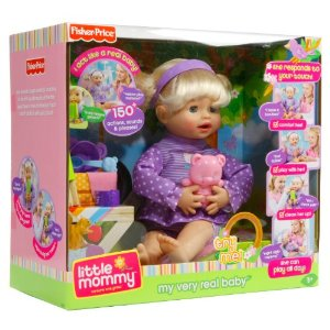Little Mommy My Very Real Baby DollRead My Review