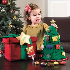 One Step Ahead - Soft My First Christmas TreeRead My Review