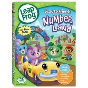 LeapFrog Numberland