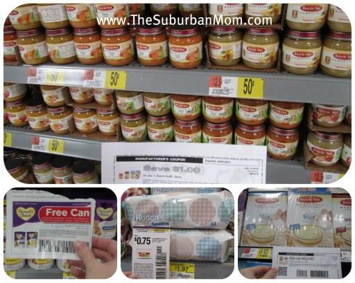 Walmart Baby Coupons